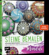 Steine bemalen - Mandala von Berstling, Anette