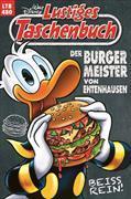 Cover-Bild zu Lustiges Taschenbuch Nr. 480. Der Burgermeister von Entenhausen
