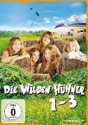 Cover-Bild zu Die Wilden Hühner 1-3 von Funke, Cornelia
