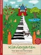 Cover-Bild zu Klaviergarten - Vom Spiel zum Klavierspiel von Vogt-Kluge, Irene