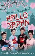 Cover-Bild zu Hallo Japan von Hutzenlaub, Lucinde
