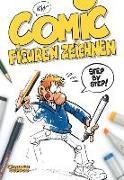 Comic - Figuren zeichnen von Schmidt, Kim (Zeichn.)