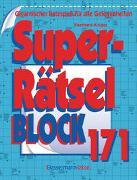 Superrätselblock 171 (5 Exemplare à 3,99 ?) von Krüger, Eberhard