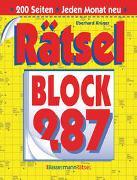 Rätselblock 287 (5 Exemplare à 2,99 ?) von Krüger, Eberhard