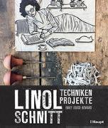 Linolschnitt - Techniken und Projekte von Howard, Emily Louise