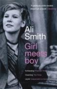Cover-Bild zu Girl Meets Boy (eBook) von Smith, Ali