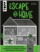 Escape at Home. Escape Rooms selber bauen von Mekiska, Jens