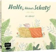 Hallo, kleiner Schatz! - Dein Babyalbum von Lohß, Sandy (Illustr.)