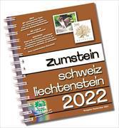 Zumstein Katalog Schweiz Liechtenstein 2022