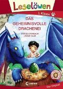 Cover-Bild zu Leselöwen 1. Klasse - Das geheimnisvolle Drachenei von Stütze & Vorbach