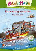 Cover-Bild zu Bildermaus - Feuerwehrgeschichten von THiLO