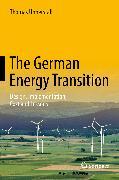 Cover-Bild zu The German Energy Transition (eBook) von Unnerstall, Thomas