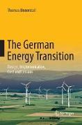 Cover-Bild zu The German Energy Transition von Unnerstall, Thomas