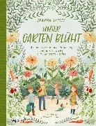 Cover-Bild zu Unser Garten blüht (eBook) von Gaines, Joanna