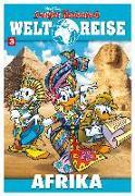 Cover-Bild zu Lustiges Taschenbuch Weltreise 03 von Disney