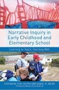 Cover-Bild zu Narrative Inquiry in Early Childhood and Elementary School (eBook) von Sisk-Hilton, Stephanie