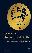 Cover-Bild zu Rausch und Stille (eBook) von Ott, Karl-Heinz