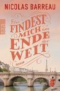 Cover-Bild zu Du findest mich am Ende der Welt (eBook) von Barreau, Nicolas