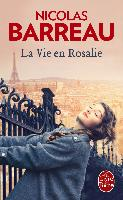 Cover-Bild zu La vie en rosalie von Barreau, Nicolas