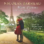 Cover-Bild zu Menu d'amour (Audio Download) von Barreau, Nicolas