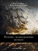Cover-Bild zu Historia trágico-marítima (eBook) von Brito, Bernardo Gomes de