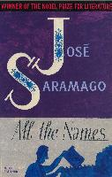 Cover-Bild zu All The Names (eBook) von Saramago, José