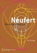 Bauentwurfslehre von Neufert, Ernst
