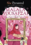 She Persisted: Malala Yousafzai (eBook) von Saeed, Aisha