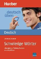 Cover-Bild zu Schwierige Wörter (eBook) von Schumann, Johannes