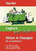 Cover-Bild zu Englisch ganz leicht Rätsel & Übungen für zwischendurch (eBook) von Schumann, Johannes