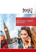 Cover-Bild zu book2 Deutsch - Englisch für Anfänger von Schumann, Johannes