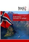Cover-Bild zu book2 Deutsch - Norwegisch für Anfänger von Schumann, Johannes