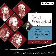 Cover-Bild zu Gert Westphal liest: Große Komponisten in Briefen und Literatur (Audio Download) von Mozart, Wolfgang Amadeus