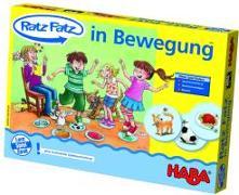 Cover-Bild zu Ratz Fatz - In Bewegung von Bücken, Hajo (Idee von)