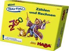 Cover-Bild zu Mini-Ratz Fatz - Zählen und Rechnen von Bücken, Hajo (Idee von)