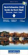 Nord-Schweden (Süd) Nr. 05 Regionalkarte Schweden 1:400 000. 1:400'000 von Hallwag Kümmerly+Frey AG (Hrsg.)