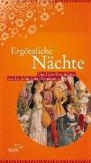 Cover-Bild zu Ergötzliche Nächte von Schmitz, Rainer (Hrsg.)