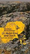 Cover-Bild zu Nicht Eins und Doch von Enzensberger, Christian