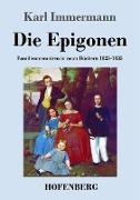 Cover-Bild zu Die Epigonen von Immermann, Karl