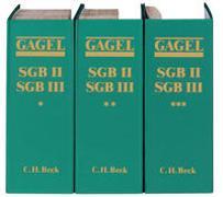 Cover-Bild zu SGB II / SGB III - Sozialgesetzbuch 2 / 3. Grundsicherung und Arbeitsförderung von Gagel, Alexander (Hrsg.)