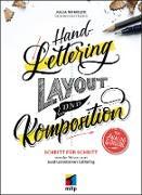 Cover-Bild zu Handlettering - Layout & Komposition (eBook) von Winkler, Julia