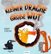 Cover-Bild zu Kleiner Drache Finn: Kleiner Drache - große Wut von Starling, Robert