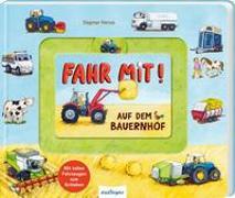 Cover-Bild zu Fahr mit!: Auf dem Bauernhof von Klee, Julia