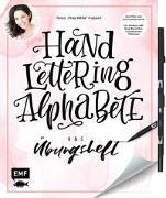 Handlettering Alphabete - Das Übungsheft mit original Tombow ABT Dual Brush Pen von Cappell, Tanja