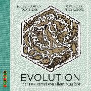 Cover-Bild zu Evolution. Oder das Rätsel von allem, was lebt (Audio Download) von Schutten, Jan Paul