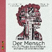 Cover-Bild zu Der Mensch (Audio Download) von Schutten, Jan Paul