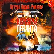 Cover-Bild zu Pirates of the Levan (Audio Download) von Perez-Reverte, Arturo