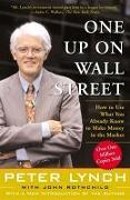 One Up On Wall Street von Lynch, Peter