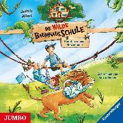 Cover-Bild zu Die wilde Baumhausschule. Raubtierzähmen für Anfänger (Audio Download) von Allert, Judith