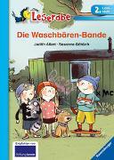Cover-Bild zu Die Waschbären-Bande - Leserabe 2. Klasse - Erstlesebuch für Kinder ab 7 Jahren von Allert, Judith